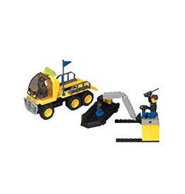 LEGO 4606 Aqua Res-Q Transport JACK STONE