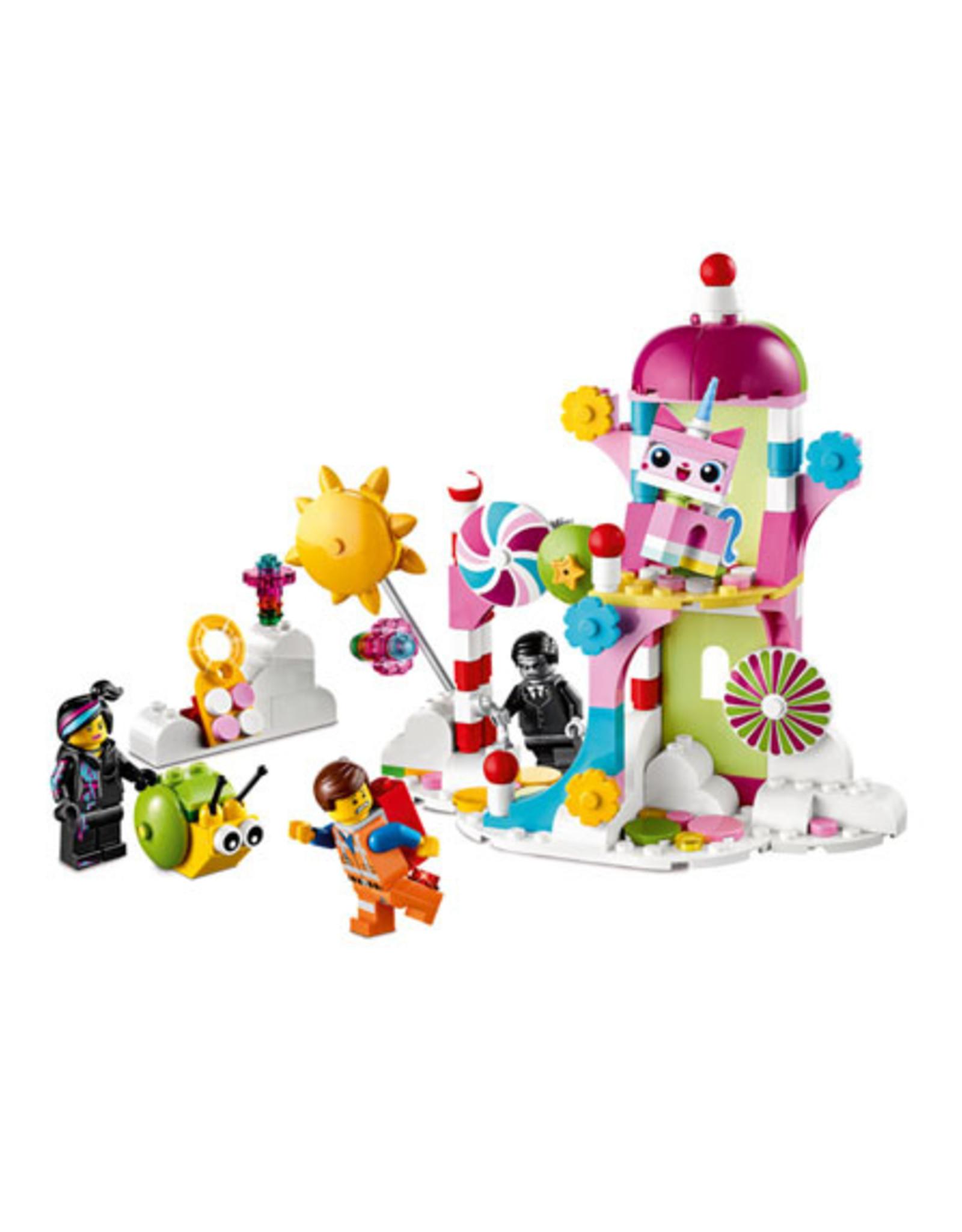 LEGO LEGO 70803 Cloud Cuckoo Palace MOVIE