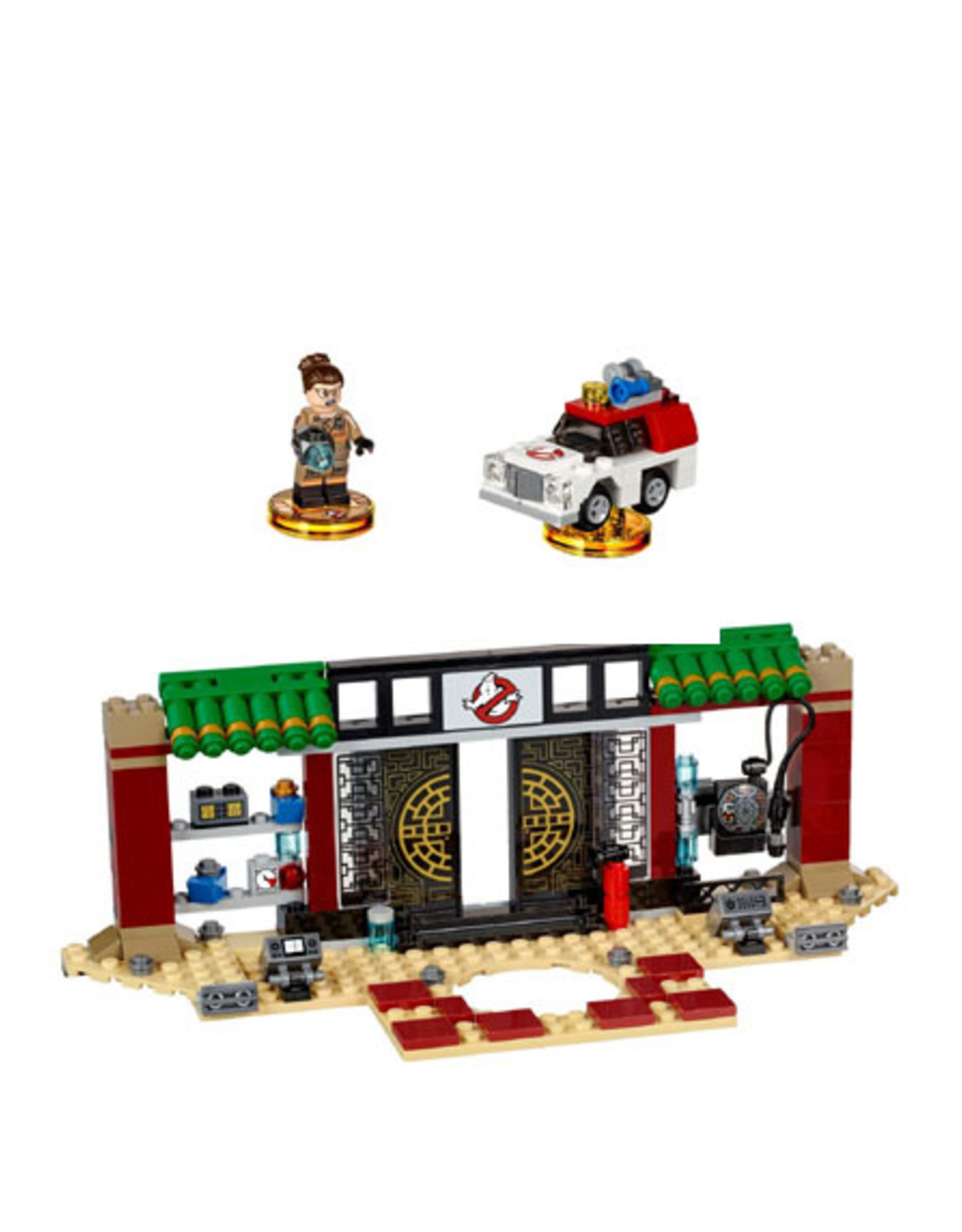 LEGO LEGO 71242 Story Pack - Ghostbusters Dimensions