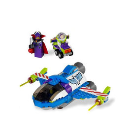LEGO 7593 Buzz's Star Command Spaceship TOY STORY
