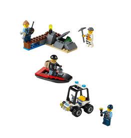 LEGO 60127 Prison Island Starter Set CITY