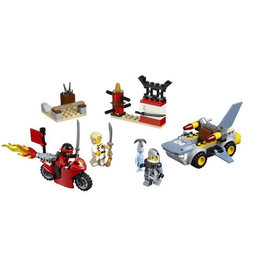 LEGO 10739 Shark Attack Ninjago the Movie JUNIORS