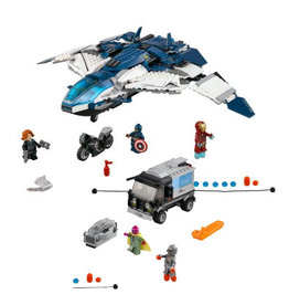 LEGO 76032 The Avengers Quinjet City Chase SUPER HEROES