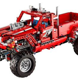 LEGO 42029 Customized Pick up Truck TECHNIC
