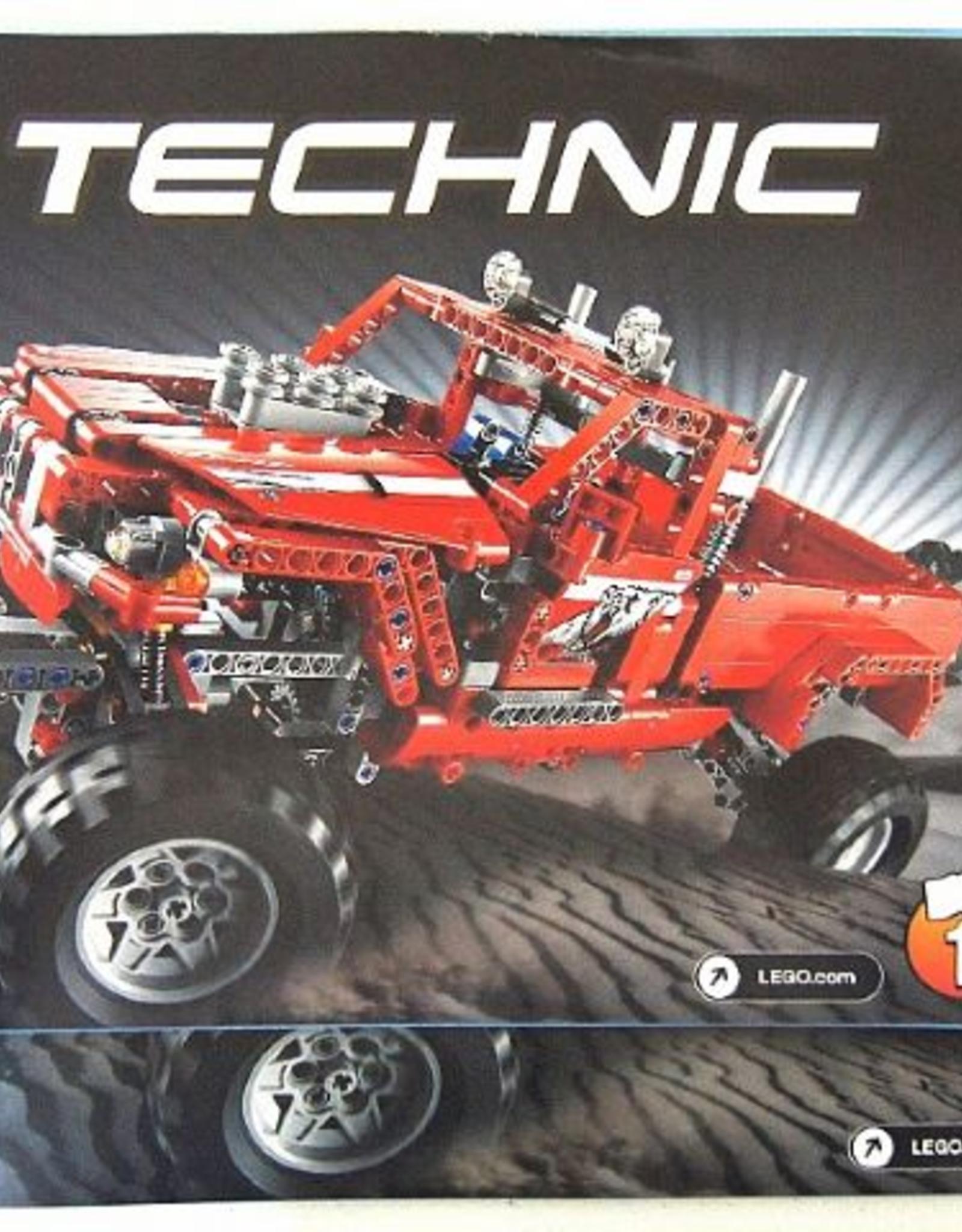 LEGO LEGO 42029 Customized Pick up Truck TECHNIC