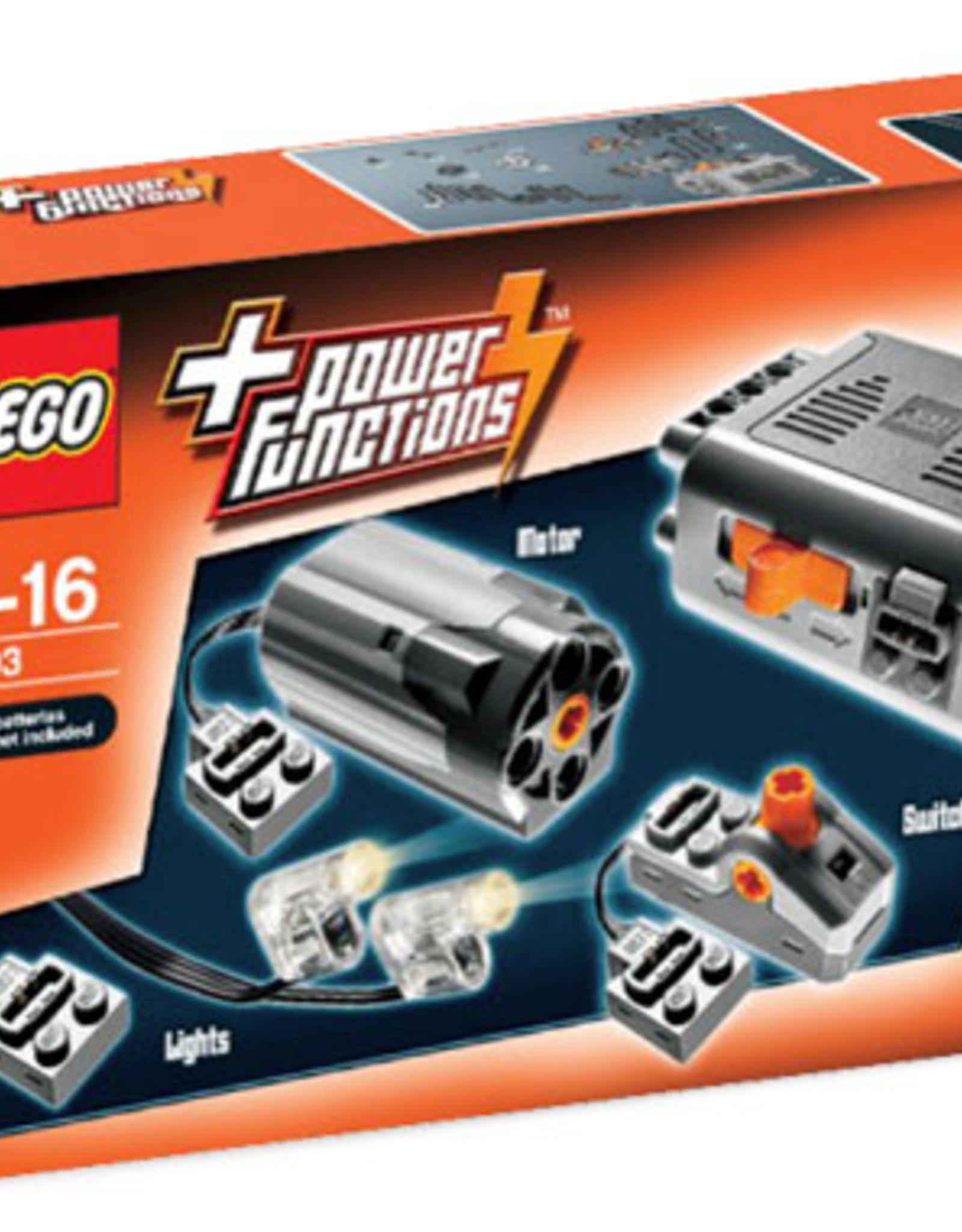 LEGO LEGO 66318 Technic Super Pack 4 in 1 (8259, 8290, 8293, 8294) TECHNIC