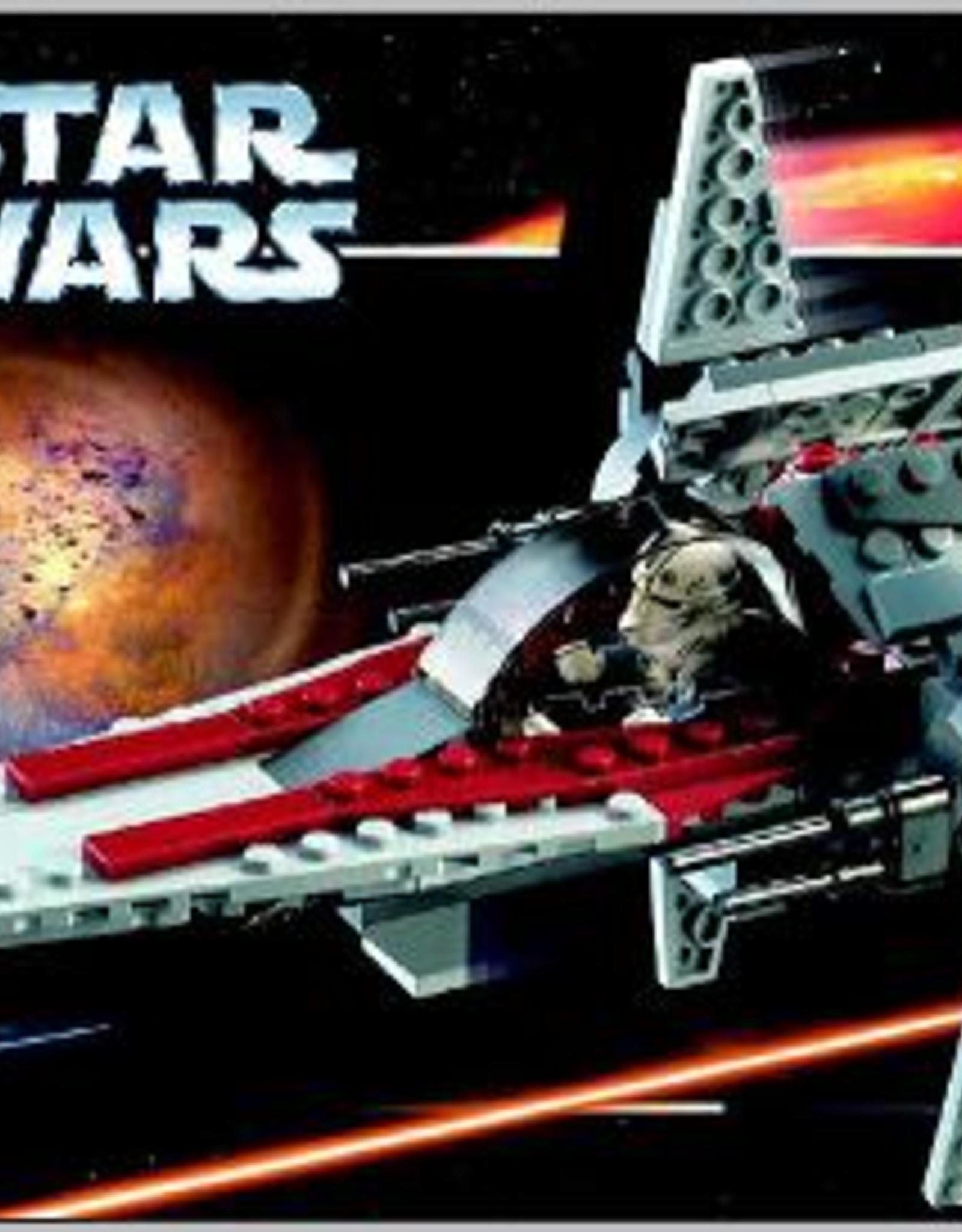 LEGO LEGO 6205 V-wing Fighter STAR WARS