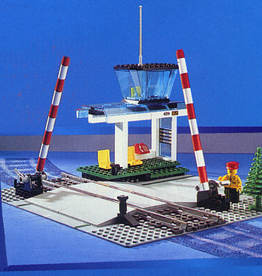 LEGO 4532 Manual Level Crossing SYSTEM