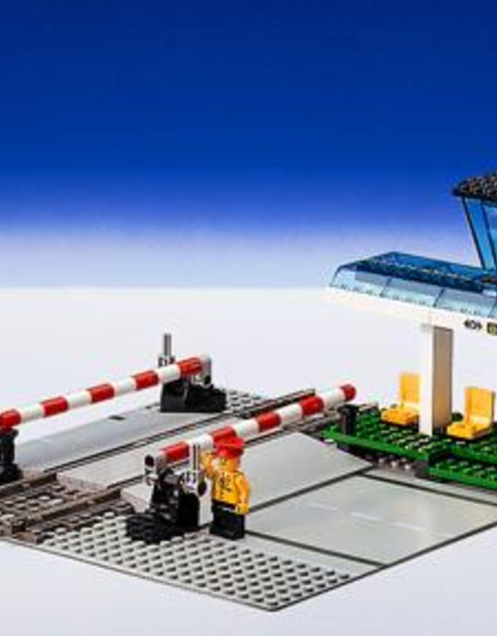 LEGO LEGO 4532 Manual Level Crossing SYSTEM