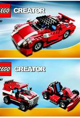 LEGO LEGO 5867 Super Speedster CREATOR