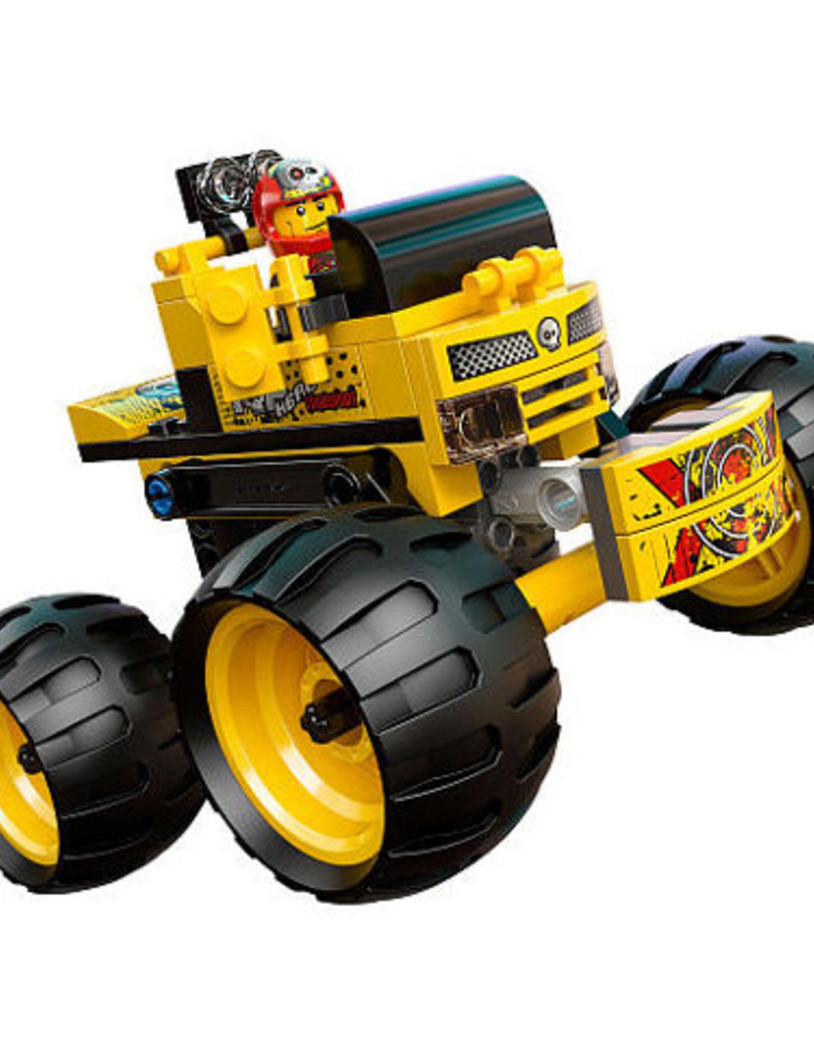 LEGO LEGO 9093 Bone Cruncher RACERS