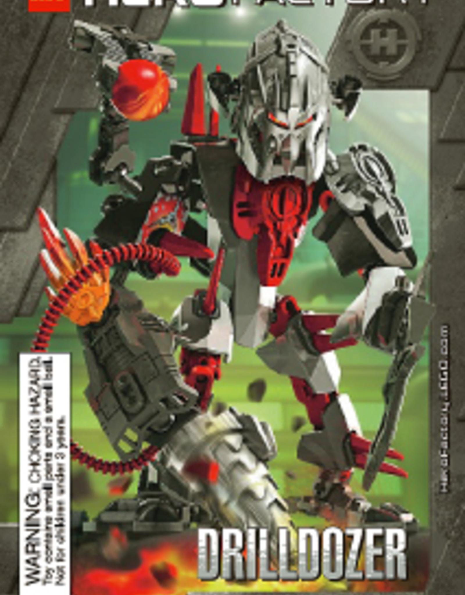 LEGO LEGO 2192 Drilldozer HERO FACTORY