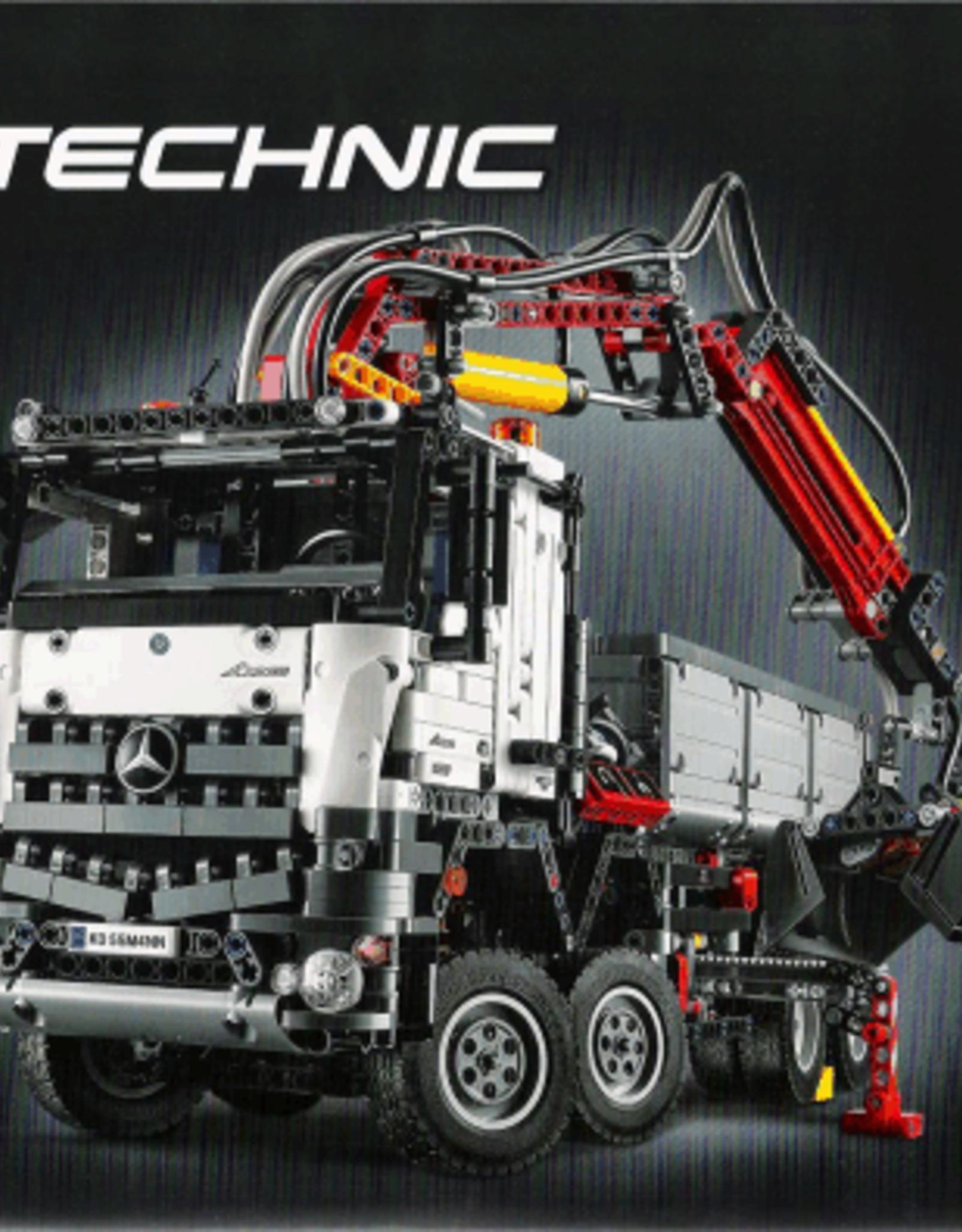 LEGO LEGO 42043 Mercedes-Benz Arocs 3245 TECHNIC
