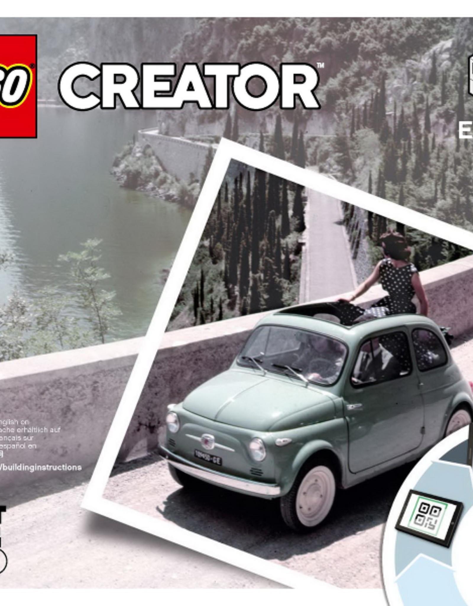 LEGO LEGO 10271 Fiat 500 CREATOR