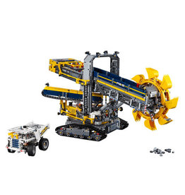 LEGO 42055 Bucket Wheel Excavator TECHNIC