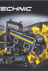 LEGO LEGO 42055 Bucket Wheel Excavator TECHNIC