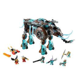 LEGO 70145 Maula's Ice Mammoth Stomper CHIMA