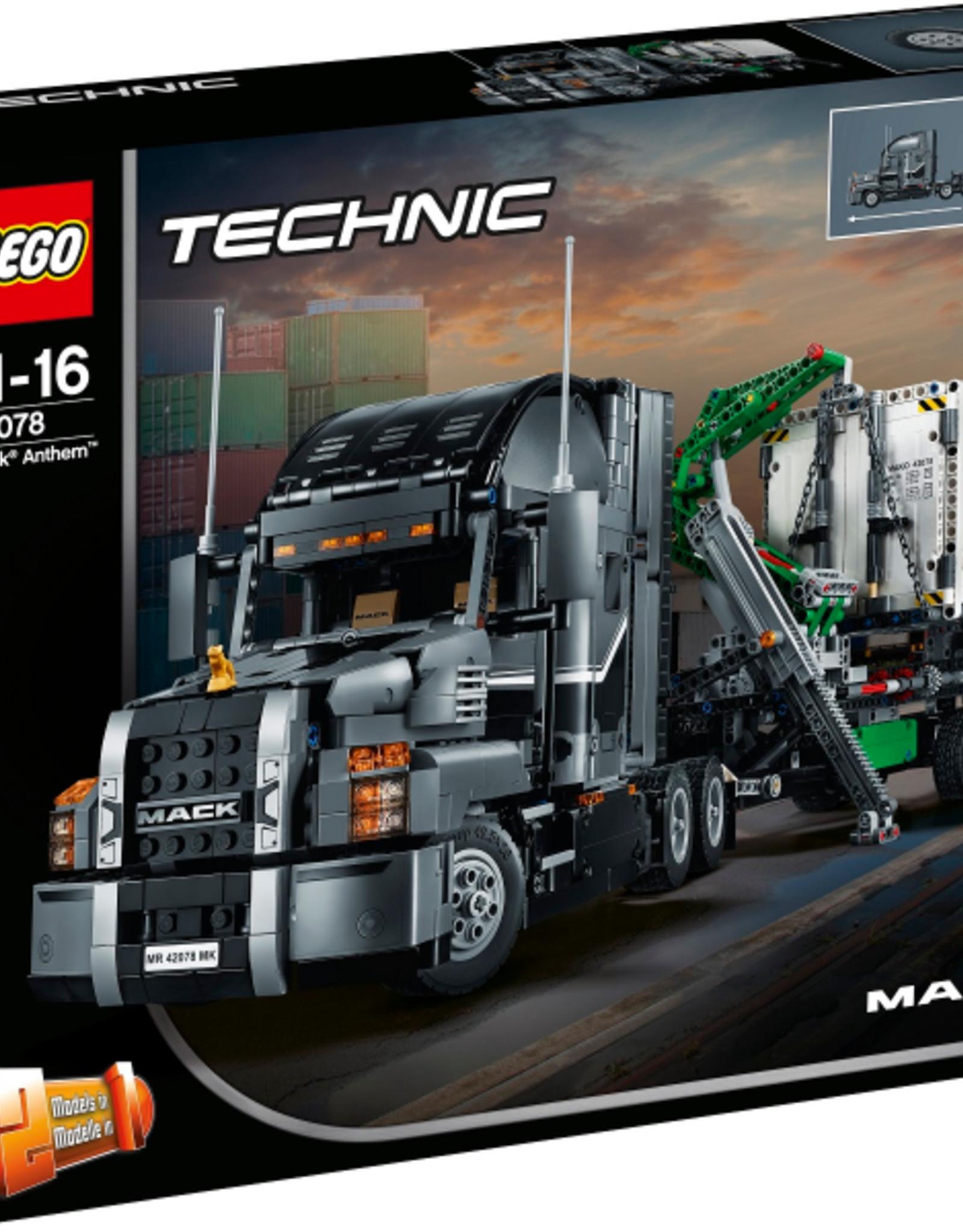 LEGO LEGO 42078 Mack Anthem TECHNIC