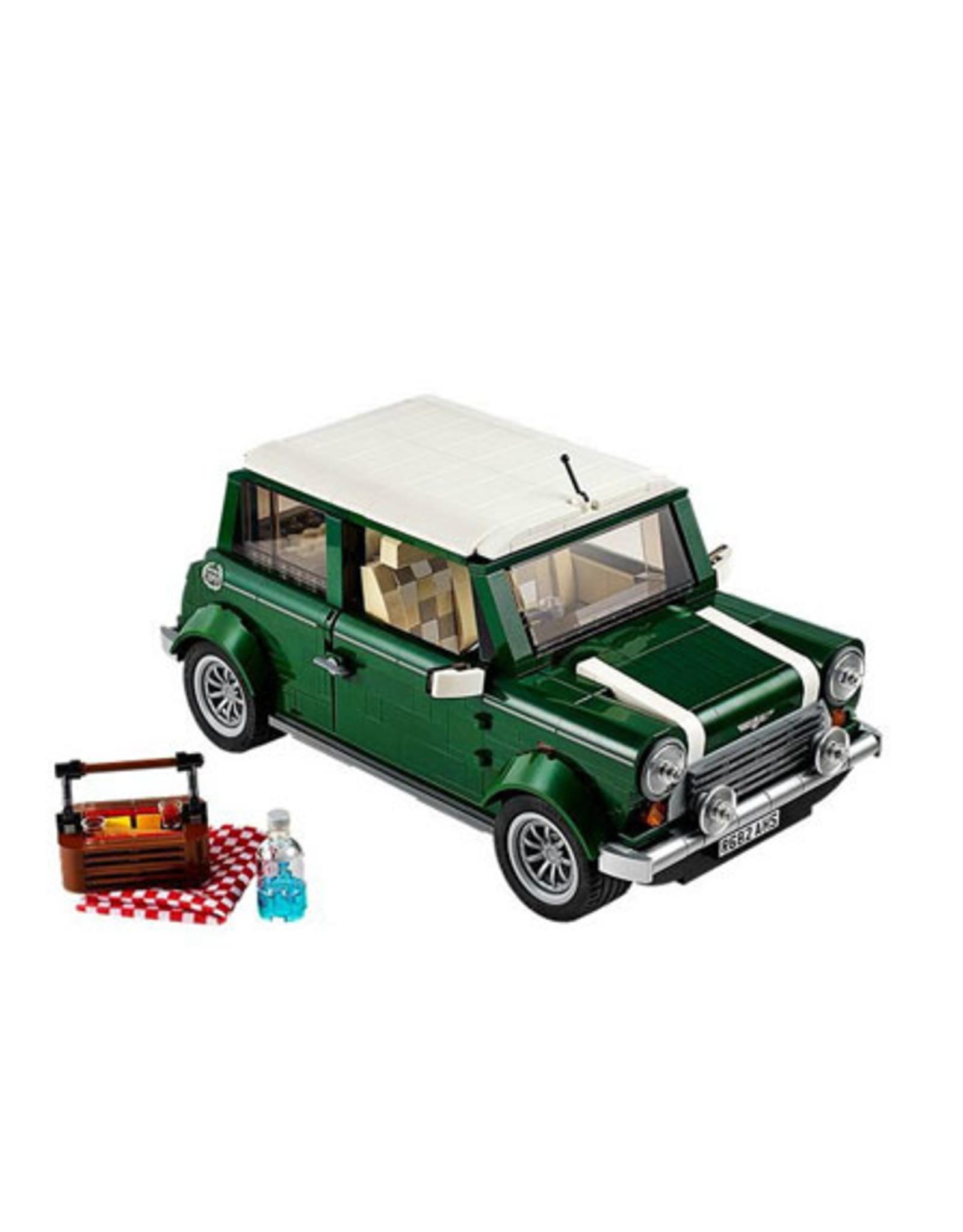 LEGO LEGO 10242 Mini Cooper CREATOR Zonder doos Zonder Boekje Gebruikt