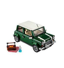 LEGO 10242 Mini Cooper CREATOR Zonder doos Zonder Boekje Gebruikt