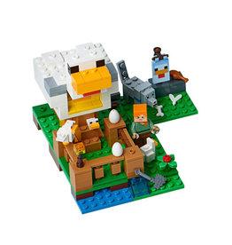 LEGO 21140 The Chicken Coop MINECRAFT