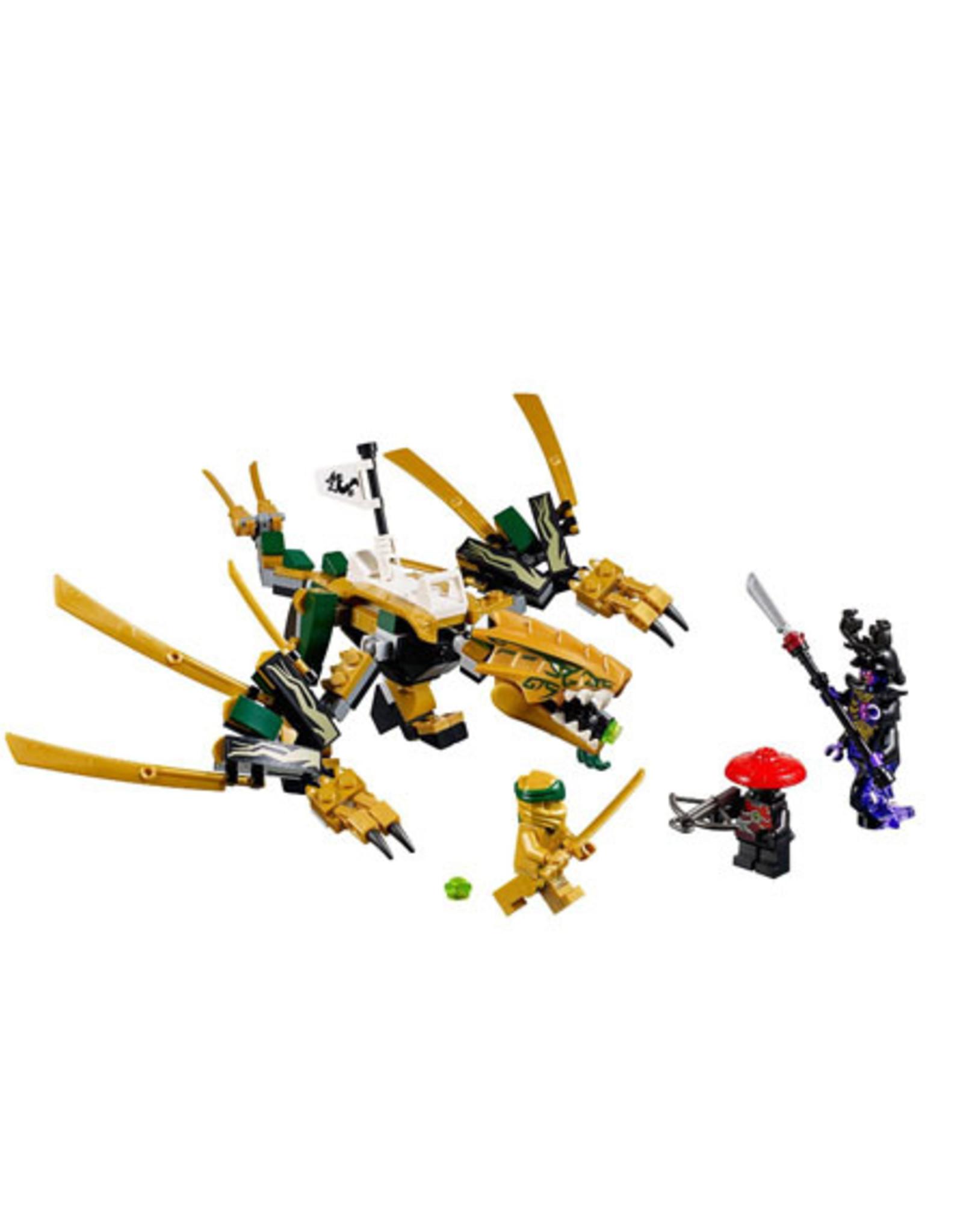 LEGO LEGO 70666 The Golden Dragon NINJAGO