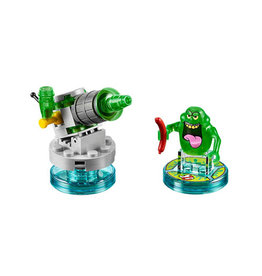 LEGO 71241 Fun Pack - Ghostbusters (Slimer and Slime Shooter) Dimensions
