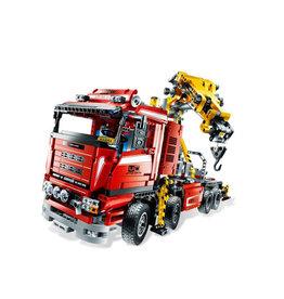 LEGO 8258 Crane Truck TECHNIC