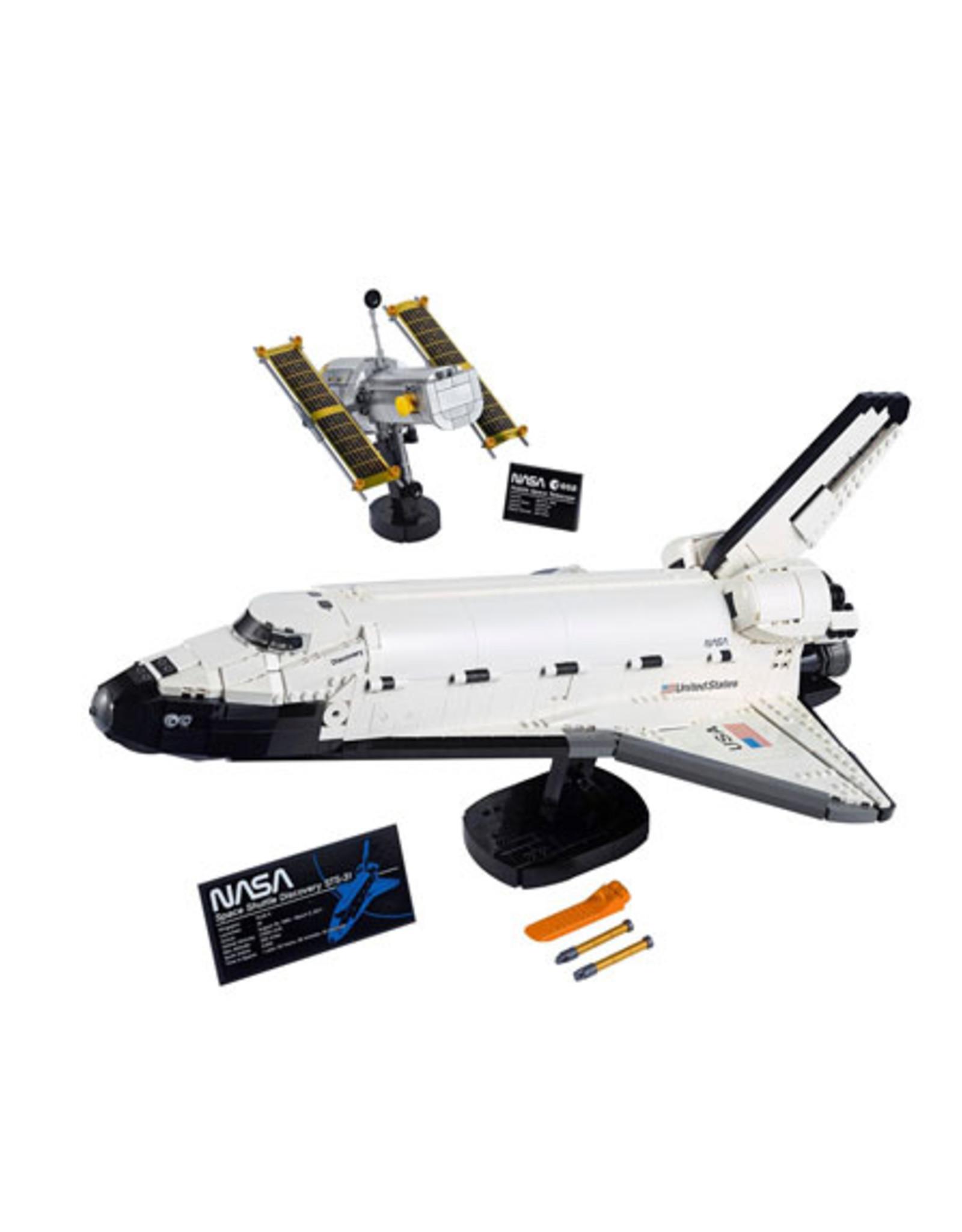 LEGO LEGO 10283 NASA Space Shuttle Discovery CREATOR Expert