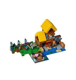LEGO 21144 The Farm Cottage MINECRAFT
