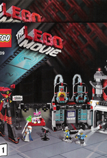 LEGO LEGO 70809 Lord Business' Evil Lair MOVIE