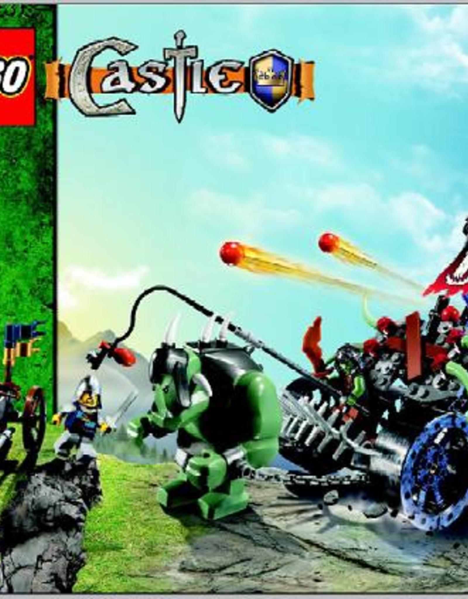 LEGO LEGO 7038 Troll Assault Wagon CASTLE