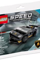 LEGO LEGO 30342 Lamborghini Huracán Speed champions polybag