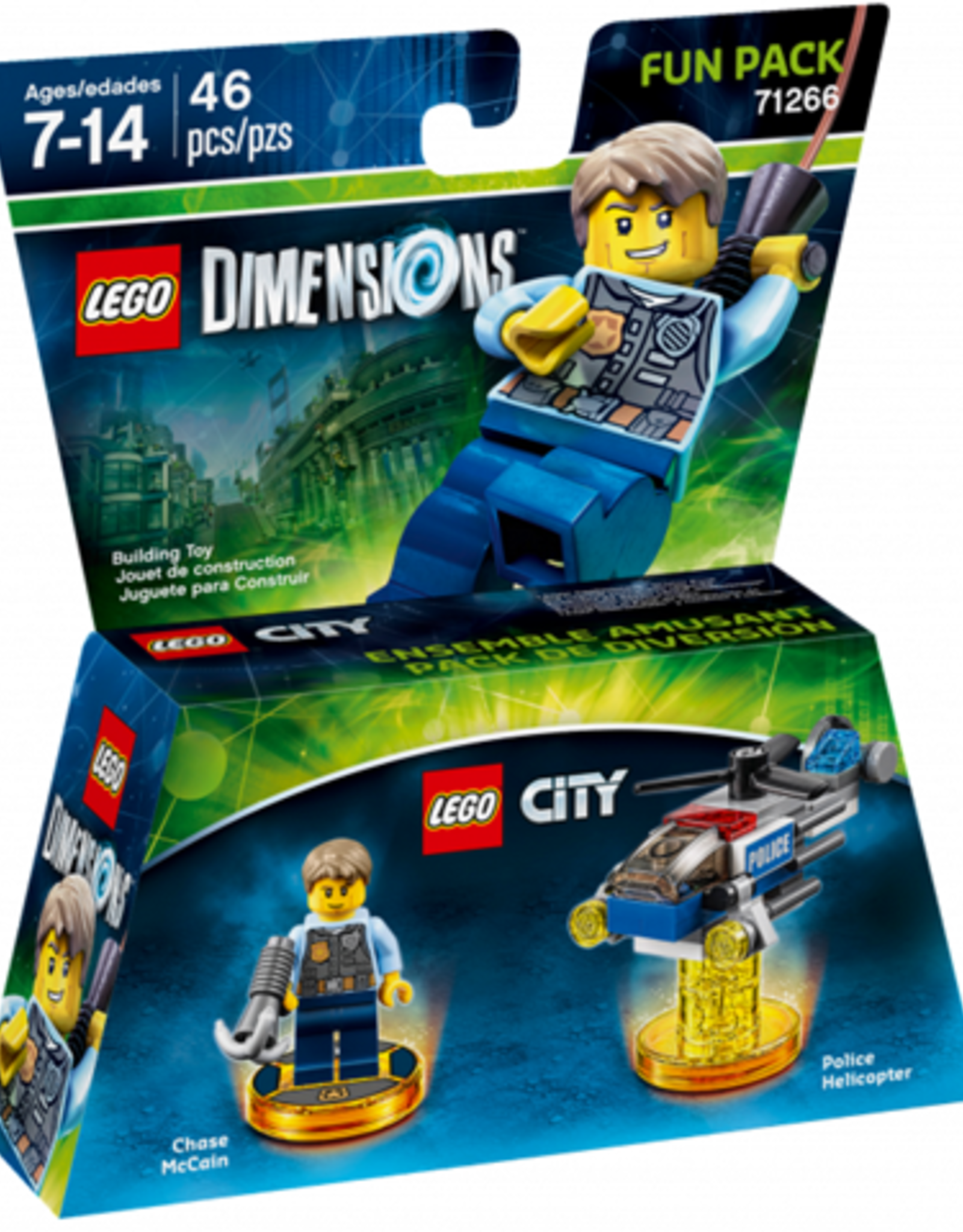 LEGO LEGO 71266 Fun Pack - City Dimensions