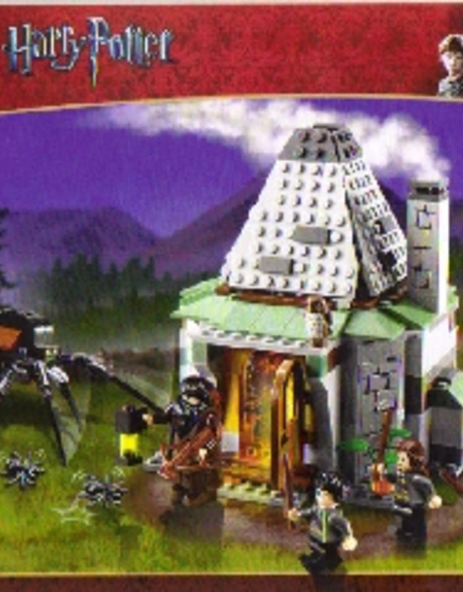 LEGO LEGO 4738 Hagrid's Hut HARRY POTTER