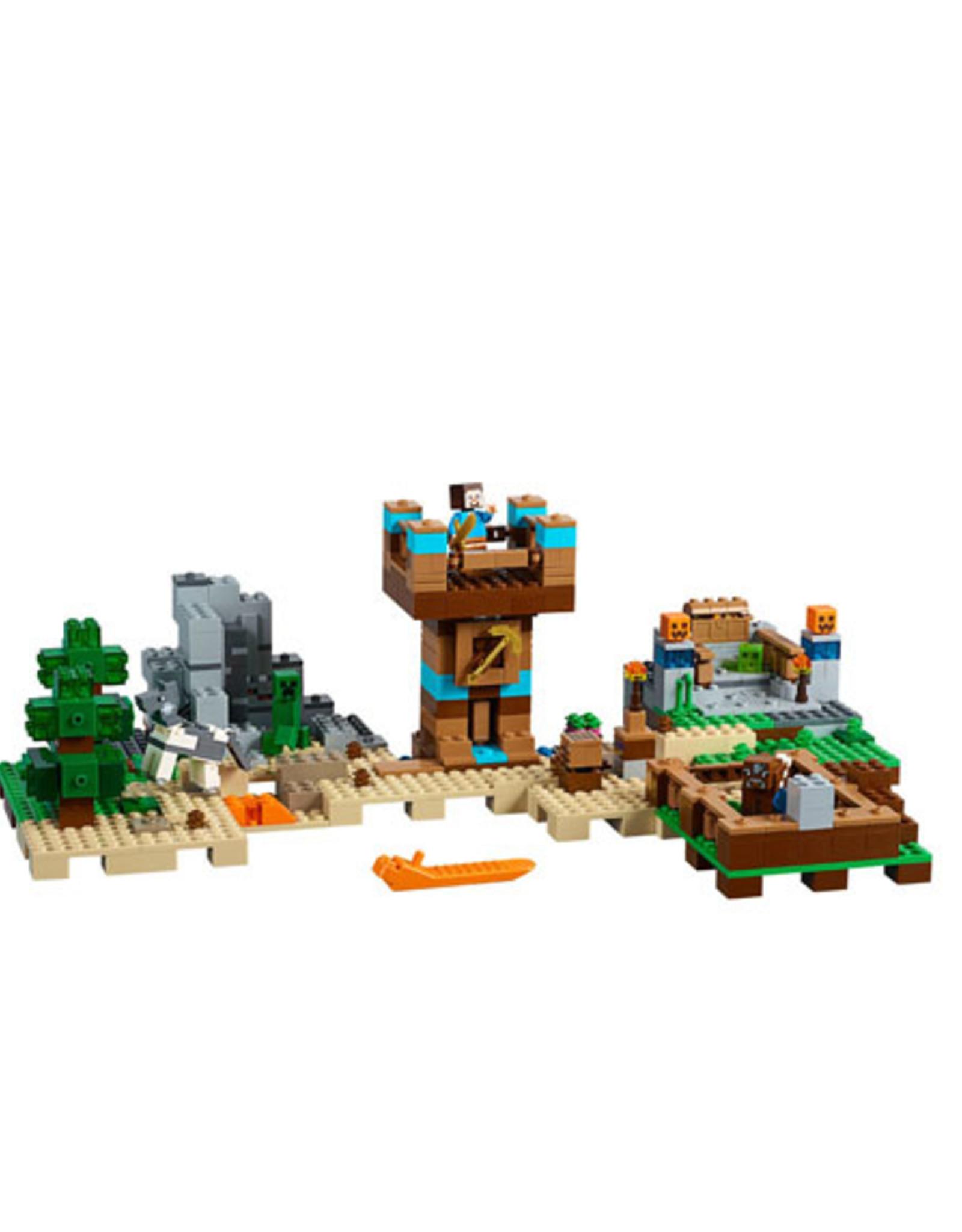 LEGO LEGO 21135 The Crafting Box 2.0 MINECRAFT