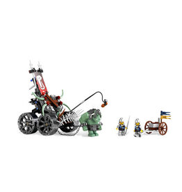LEGO 7038 Troll Assault Wagon CASTLE