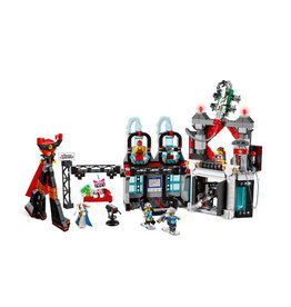 LEGO 70809 Lord Business' Evil Lair MOVIE