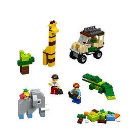 LEGO 4637 Safari Building Set CREATOR