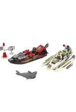 LEGO LEGO 8897 Jagged Jaws Reef WORLD RACERS