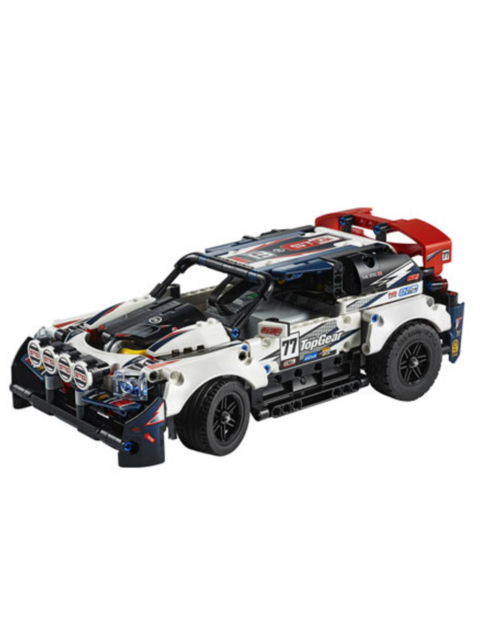 LEGO LEGO 42109 Top Gear - Rally Car TECHNIC