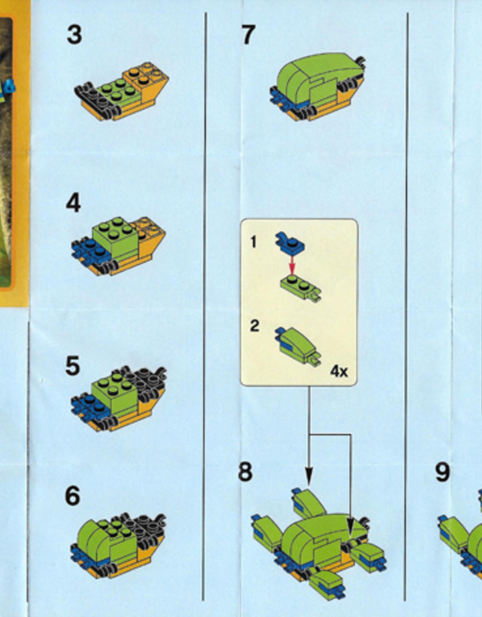 LEGO LEGO 30477 Chameleon CREATOR