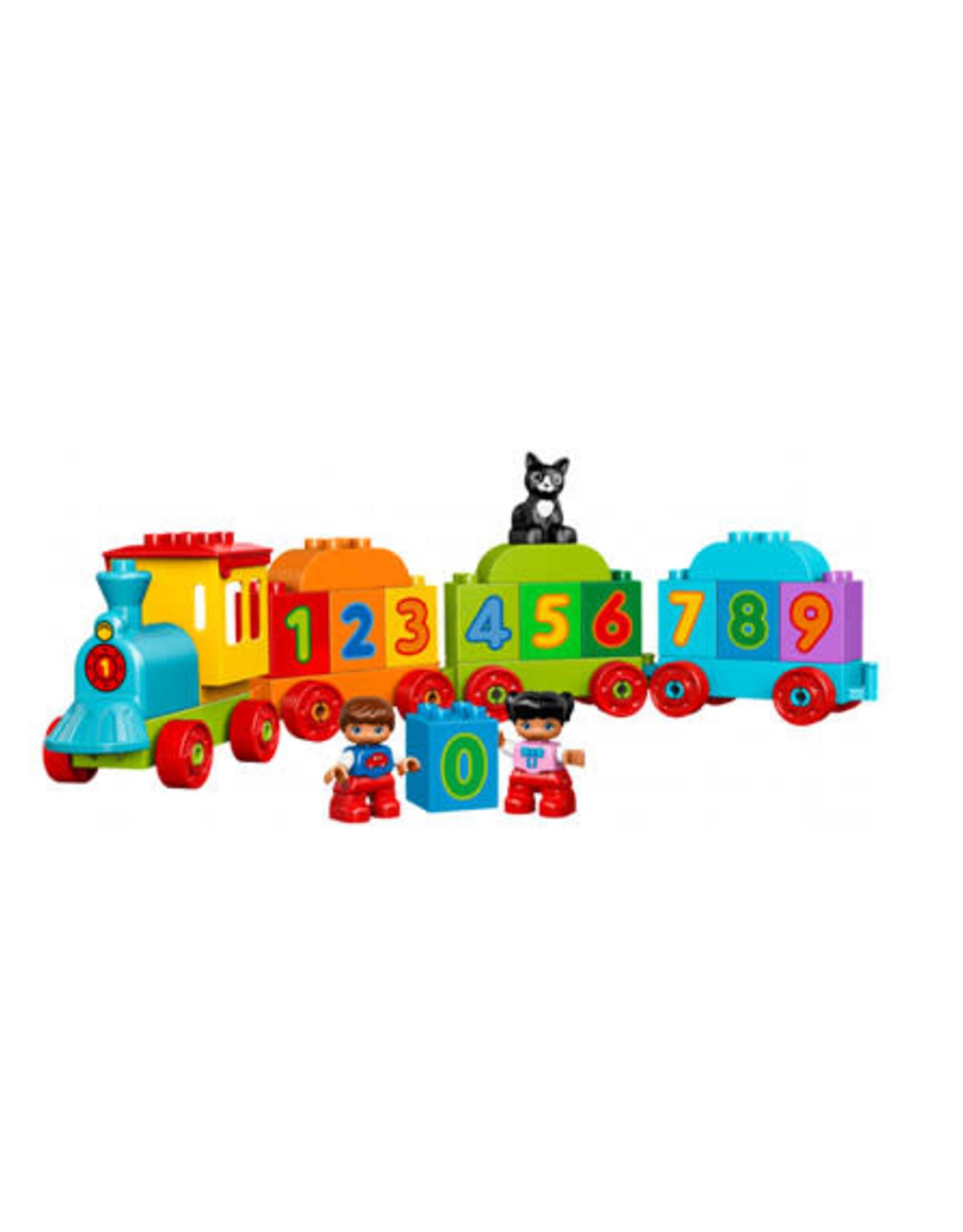LEGO LEGO 10847 Getallentrein DUPLO NIEUW