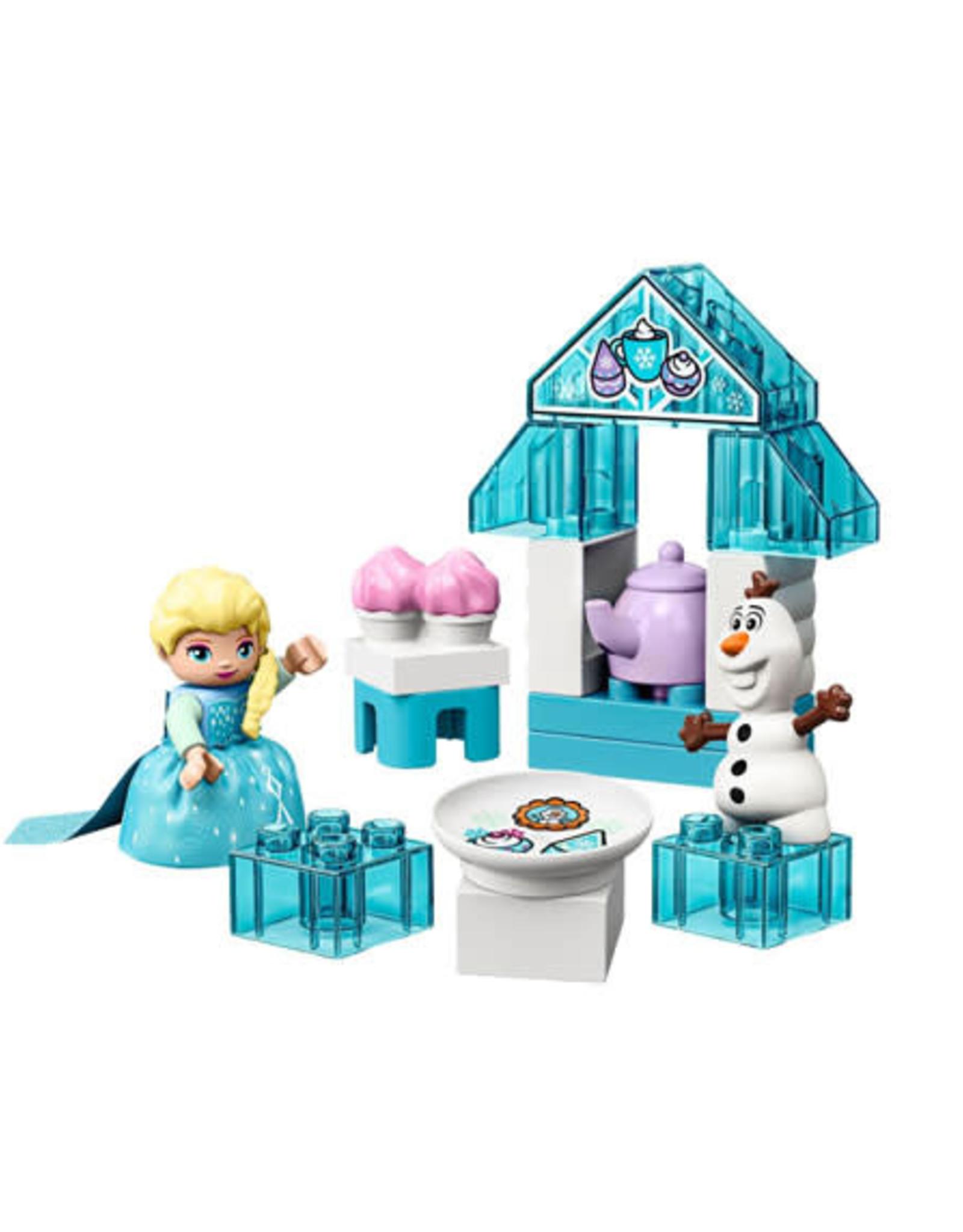 LEGO LEGO 10920 Princess Elsa en Olaf IJsfeest DUPLO NIEUW