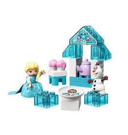 LEGO 10920 Princess Elsa en Olaf IJsfeest DUPLO NIEUW