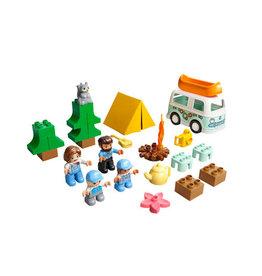 LEGO 10946 Stad Familie Camper DUPLO NIEUW