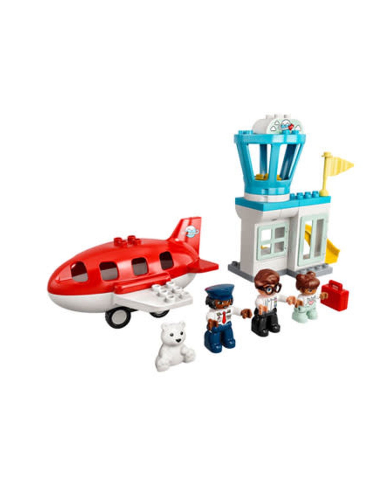 LEGO LEGO 10961 Stad Vliegtuig en Vliegveld DUPLO NIEUW