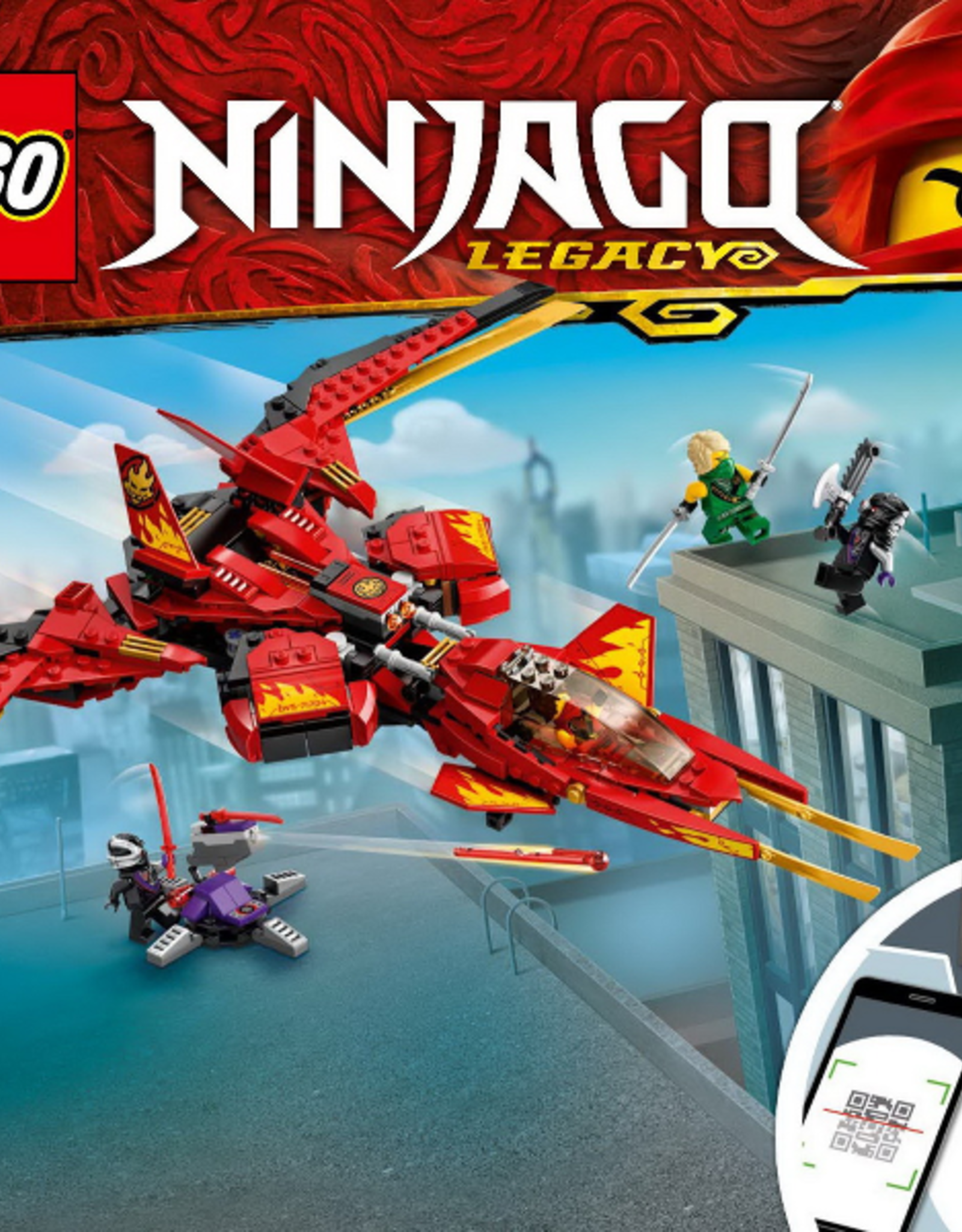 LEGO LEGO 71704 Kai Fighter NINJAGO NIEUW