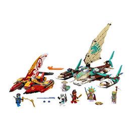 LEGO 71748 Catamaran zeeslag NINJAGO NIEUW