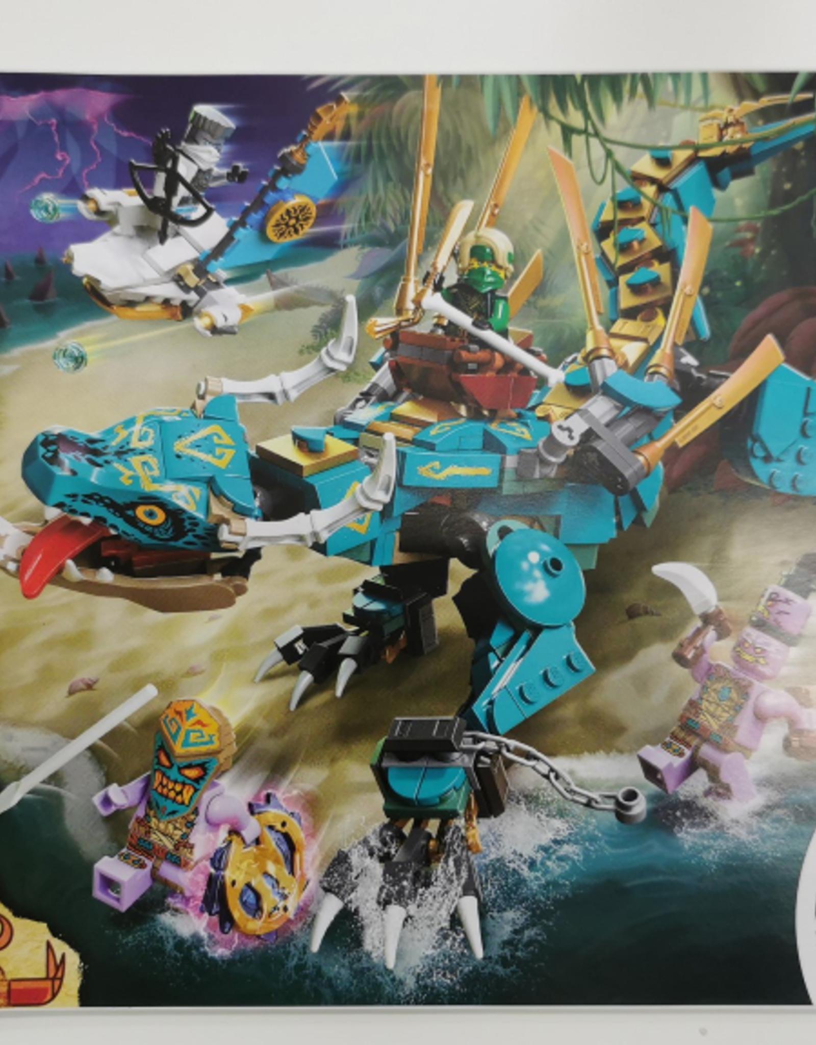 LEGO LEGO 71746 Jungledraak NINJAGO NIEUW